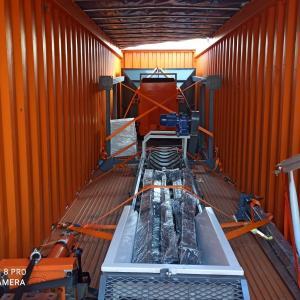 Origin Logistics with Metal Shearers Shipment
