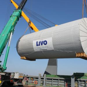 Livo Logistics are Specialists in Complex Multimodal Projects